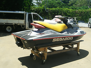 Sea doo rx millennium 951cc.   2stroke Airlie Beach Whitsundays Area Preview