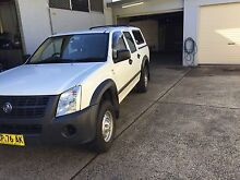2007 Holden Rodeo Dual Cab Wollongong Wollongong Area Preview