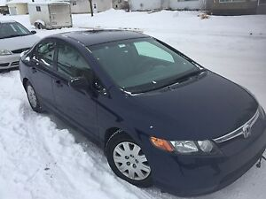 2007 Honda Civic (great deal)