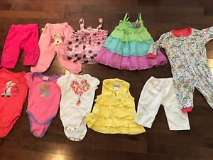 Size 6-9 month lot of clothes