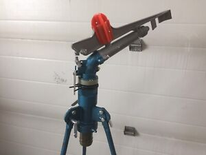 Large Acreage Sprinkler Water Cannon