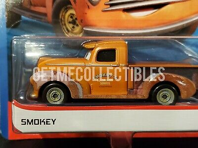 DISNEY PIXAR CARS SMOKEY FLORIDA 500 2020 SAVE 6% GMC
