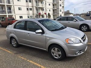 LOW KMS 2008 Chevy Aveo