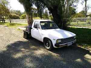 SWAP!1983 Toyota Hilux RN-41 Rochester Campaspe Area Preview