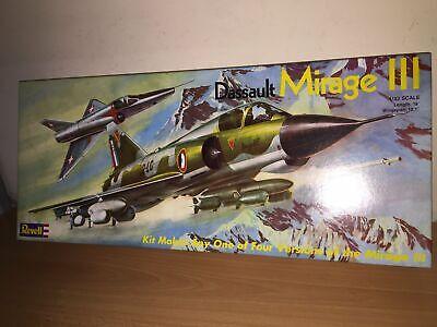 Revell Model Kit di Montaggio 1:32 cod. 185 00185 Dassault MIRAGE III MIB 1995