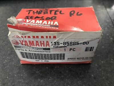 Yamaha R6 2008-14 Throttle Position Sensor TPS new Part Number 13S-85885-00