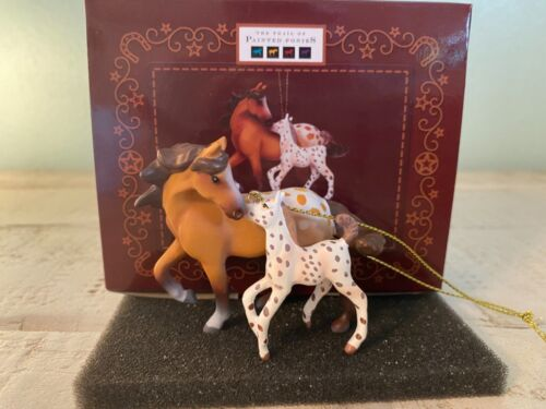Trail of Painted Ponies Ornament A Star is Born MIB