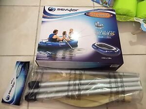 Sevylor Boat  3 person brand new with oars Loganholme Logan Area Preview
