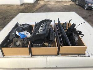 BMW e39 parts