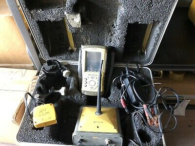 Topcon Hiperlite Rover With Fc-250 Data Collector - Untested