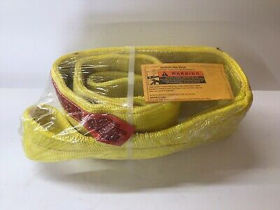 Liftall Webmaster 6 Inch Wide X 6 Foot Long 16300 Pound Vertical Lifting Sling