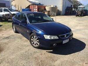 """2004 VY Holden Berlina Sedan """"FREE 1 YEAR WARRANTY"""" Welshpool Canning Area Preview"""