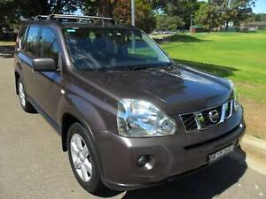 2009 NISSAN X-TRAIL TI 4X4 SUNROOF & LEATHER IN VERY GOOD CONDITION Croydon Burwood Area Preview