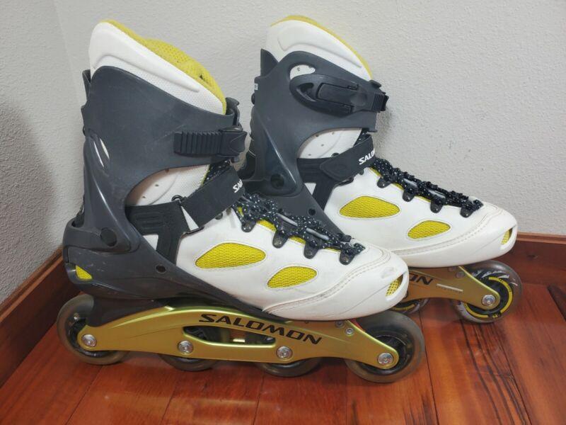 Salomon TR9 inline skates roller blades size US 10