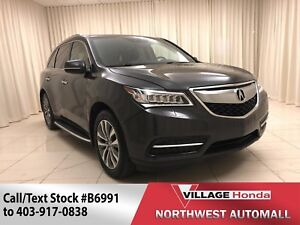 2016 Acura MDX Navi SH-AWD | Leather | Blind Spot System |