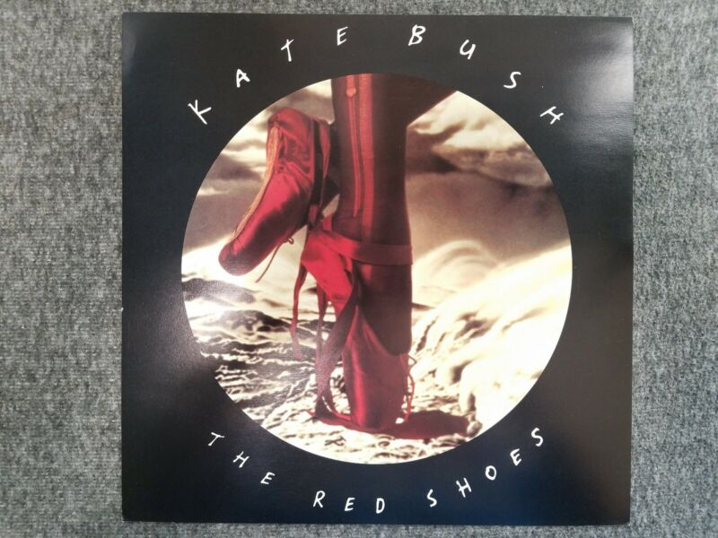 "Kate Bush The Red Shoes Music Store 12"" Promo Flat"