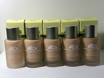 Origins Stay Tuned Balancing Face Makeup Full Size 1 oz/30ml ~CHOOSE YOUR (Check Your Face)