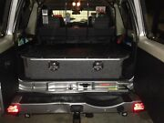 Nissan Patrol GU rear drawers Delaneys Creek Moreton Area Preview