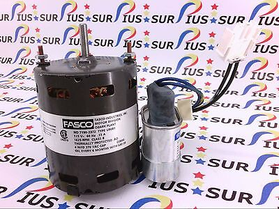 Ussp Opex 51 Rapid Extraction Desk Envelopener Fasco Motor 7190-2372 Capacitor