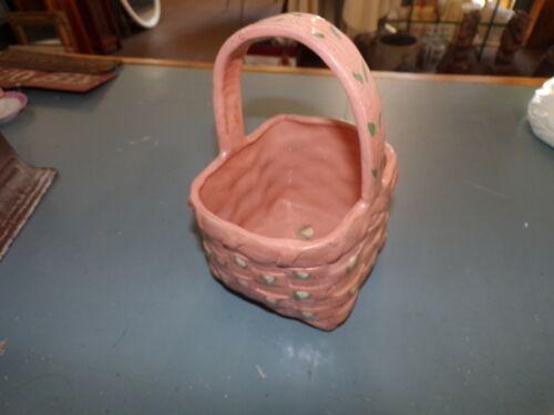 Vintage Hand Made Easter Basket