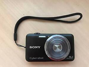 Sony Cyber-shot touch screen camera Sunbury Hume Area Preview