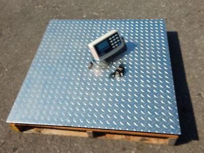 Arlyn Scales 320d-36 Scale Platform Indicator 500lbs X 0.1lb 320d36