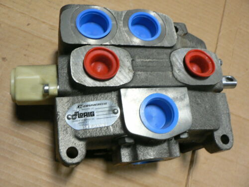 FLORIG HYDRAULIC CONTROL VALVE B3476289003 PARKER HANNIFIN A20-CA128-MA53-Y82