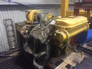 Cat 3208 Marine 375hp parts