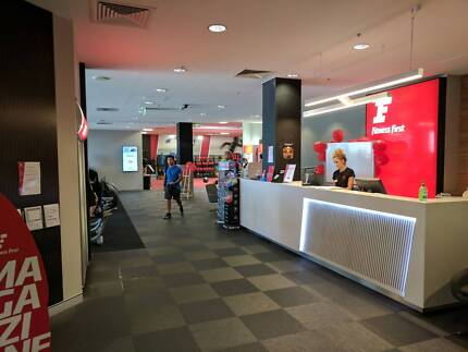 Fitness first brisbane city