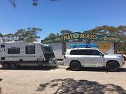 Traveller caravan Two Wells Mallala Area Preview