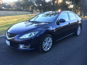 2008 Mazda6 CLASSIC Manual Hatchback with Full Service History Mitchell Gungahlin Area Preview
