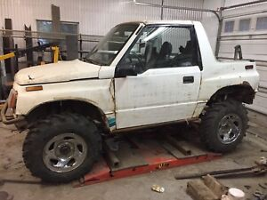 1989 Tracker for parts