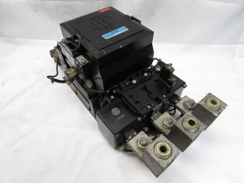ITE A203G SIZE 5 MOTOR STARTER 600VAC 300A 3PH 200HP 120V COIL ***GOOD***