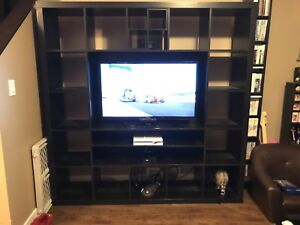 IKEA Expedit TV Entertainment Cube