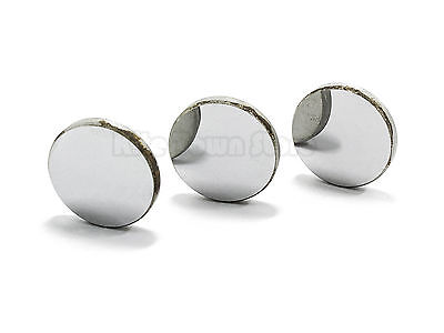 Set Of3 20mm Mo Molybdenum Co2 Laser Mirror Reflector 10600 150w Cutter Engraver