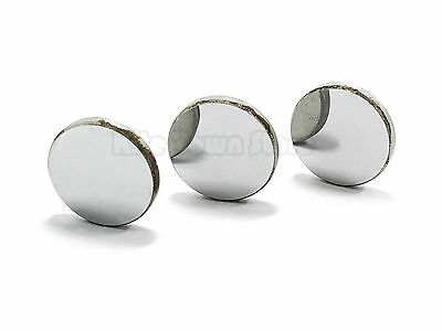 Set Of3 20mm Mo Molybdenum Co2 Laser Mirror Reflector 10600 150w Cutter Engraver