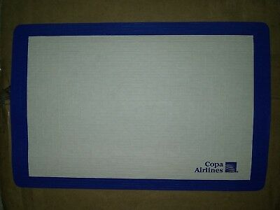 Copa Airlines Placemat