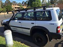 Nissan patrol 2.8TD Parramatta Parramatta Area Preview