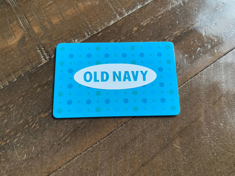 Old Navy Gift Card $50