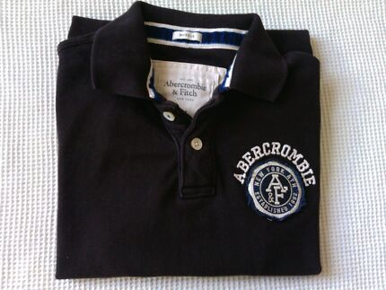 Abercrombie & Fitch Polo Shirt Size: M Merrimac Gold Coast City Preview