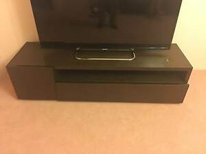 Moving Sale - Solid Timber TV Unit, Great Furniture Gordon Ku-ring-gai Area Preview