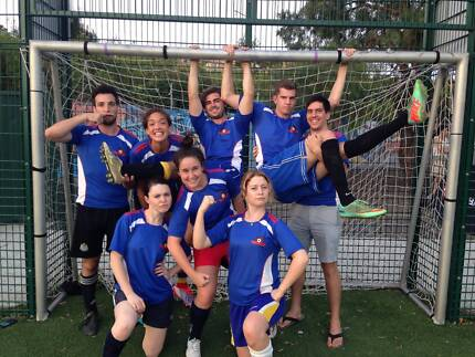 Players wanted! Mixed Caged Soccer in Curl Curl, Wed nights Curl Curl Manly Area Preview
