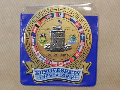 Vespa Badge EuroVespa 1997