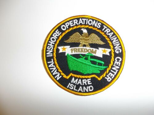 e1297 US Navy Naval Inshore Operations Training Center Mare Island IR14B