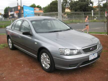 2006 Ford Falcon XT MKii LPGas  **Finance Available** Strathmore Moonee Valley Preview