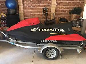 Honda F-12X Jet Ski - 3 SEATER - Turbo - 65 hrs - MAKE OFFER Stanhope Gardens Blacktown Area Preview