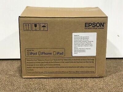 Epson Tm-p80-plus Mobile Link Wireless Receipt Printer New