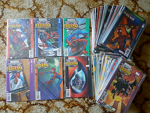 Ultimate Spider-man - Marvel Comics lot of 121 issues Kelmscott Armadale Area Preview
