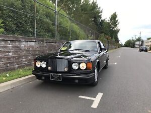 1993 Bentley Brooklands V8 Antique 20000$ ou échange