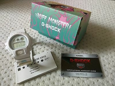 NIB & VERY RARE G-Shock BUFF MONSTER SOHO NYC Collaboration DW6900-7BUFF, used for sale  Shipping to Ireland